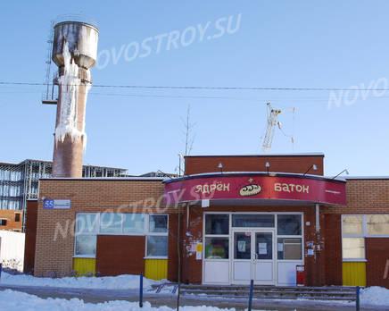 """Магазин рядом с ЖК """"Гармония"""", Август 2014"""