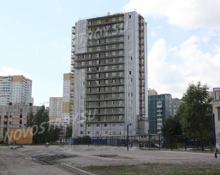 ЖК «Дом на Школьной» (04.08.2014), Август 2014