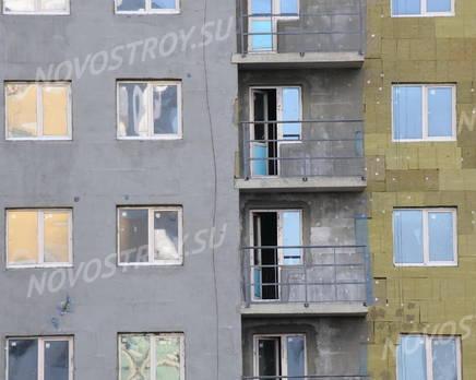 Строительство ЖК «Волна» (15.09.2014 г.), Октябрь 2014