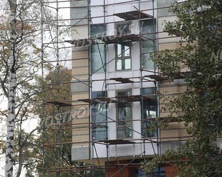 ЖК «Шаляпин» (15.09.2014), Октябрь 2014