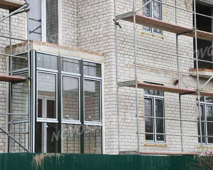 ЖК «на улице Рензаева», Ноябрь 2014