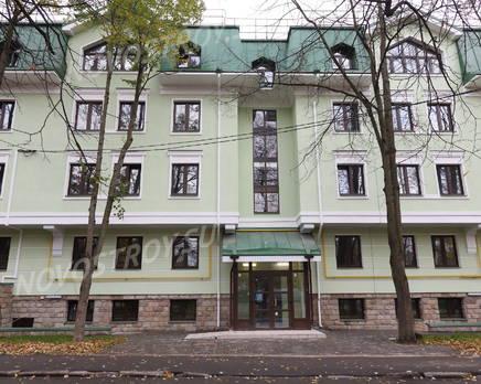 Дом на ул. Гуммолосаровской (21.10.2014), Ноябрь 2014