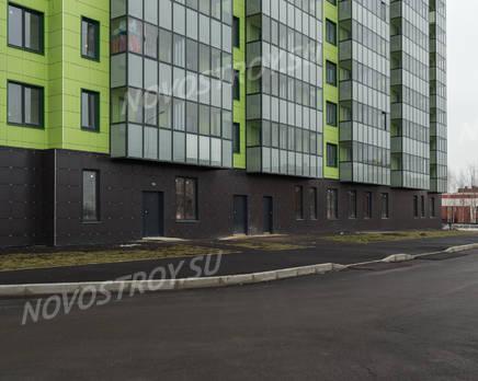ЖК «Самое сердце»: первые этажи 2 корпуса (фото 1) 27.02.2015, Март 2015