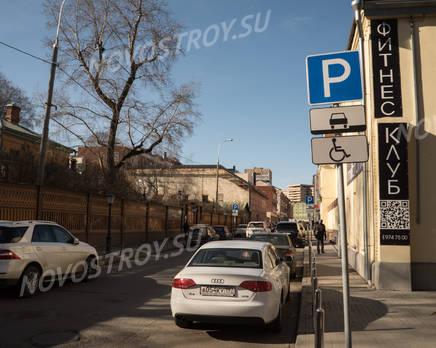 ЖК «Литератор»: дорога к ЖК, 13.03.2015, Март 2015