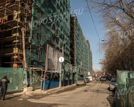 ЖК «Barrin House»: строительство, 13.03.2015, Март 2015