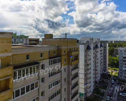 ЖК «Два квартала»: 15.07.2015 вид с 11 этажа, Июль 2015