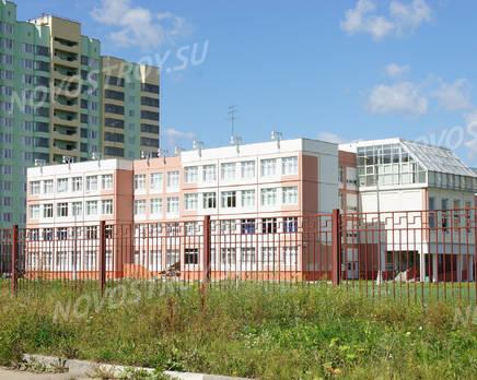 ЖК «Зеленая Москва - 1»: Рядом средняя школа 28.07.2015, Август 2015