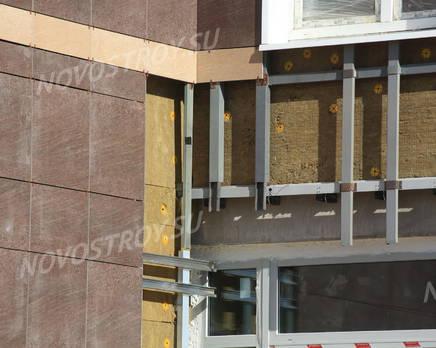 ЖК «Паркола»: технология строительства (11.09.2015), Сентябрь 2015