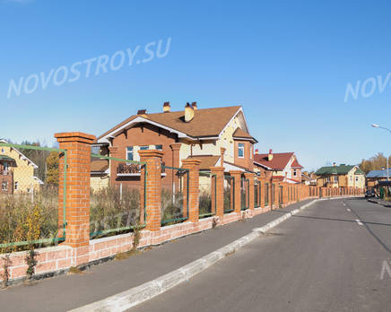 Малоэтажный жилой комплекс «Мои Териоки» (20.10.2015 г.), Октябрь 2015