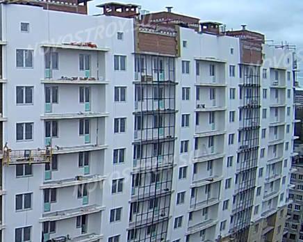 ЖК «Кристалл Полюстрово»: ход строительства, Октябрь 2016