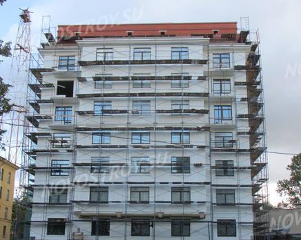 ЖК «Петроградец»: ход строительства, Октябрь 2016