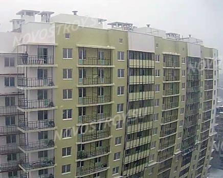 ЖК «Кристалл Полюстрово»: ход строительства, Январь 2017