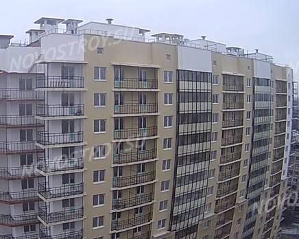 ЖК «Кристалл Полюстрово»: ход строительства, Февраль 2017