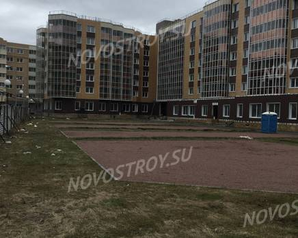 Малоэтажный ЖК «Новая Скандинавия»: из группы Вконтакте, Май 2017