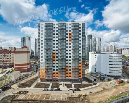 ЖК «Эланд»: ход строительства 8 очереди, Июнь 2017