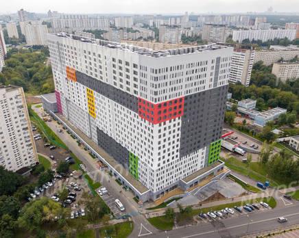 ЖК «Маршала Захарова 7»: ход строительства, Сентябрь 2017