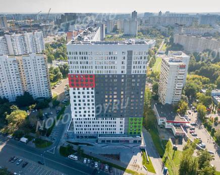 ЖК «Маршала Захарова 7»: ход строительства, Октябрь 2017