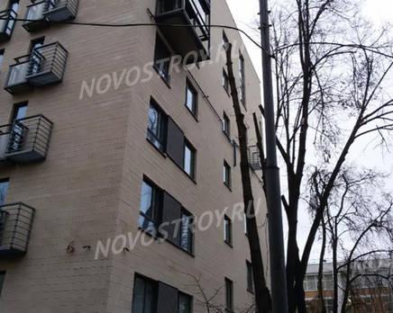 ЖК «Два дома 20&20»: ход строительства, Декабрь 2017