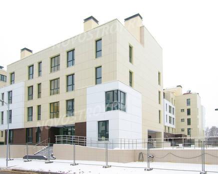 ЖК «Загородный квартал»: ход строительства дома №15, Декабрь 2017
