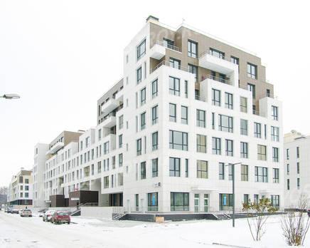 ЖК «Загородный квартал»: ход строительства дома №18, Декабрь 2017