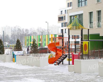 ЖК «Загородный квартал»: общий вид, Январь 2018