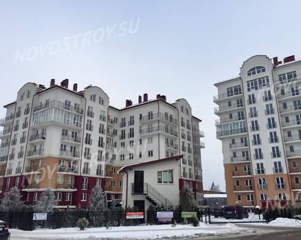 ЖК «Парк на Шатурской», Февраль 2018