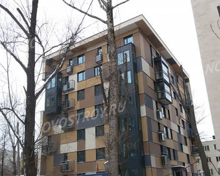 ЖК «Два дома 20&20»: ход строительства, Февраль 2018