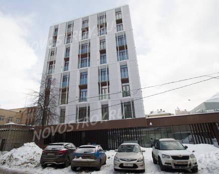 МФК «Клубный дом на Сретенке»: ход строительства, Март 2018