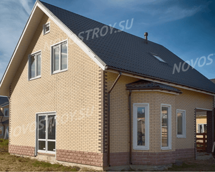 КП «ВП Лайт»: готовый дом, Сентябрь 2018