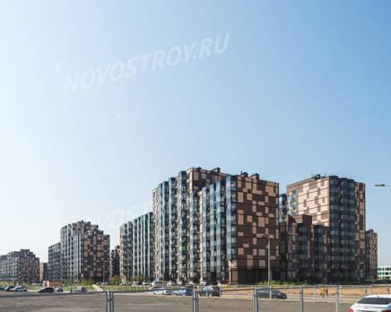 ЖК «Vesna»: ход строительства, Сентябрь 2018