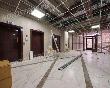 МФК «Monodom»: ход строительства, Ноябрь 2018