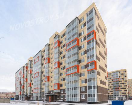 ЖК «Мурино 2019»: ход строительства корпуса №3, Январь 2019