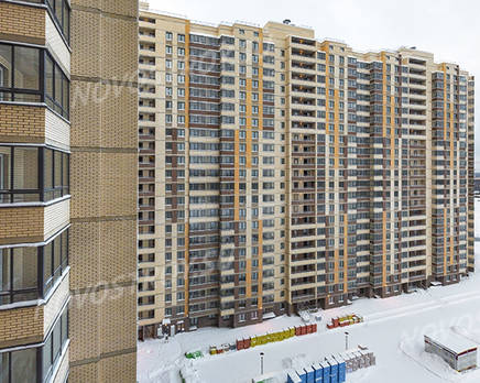 ЖК ЦДС «Весна-3»: ход строительства корпуса №2, Февраль 2019