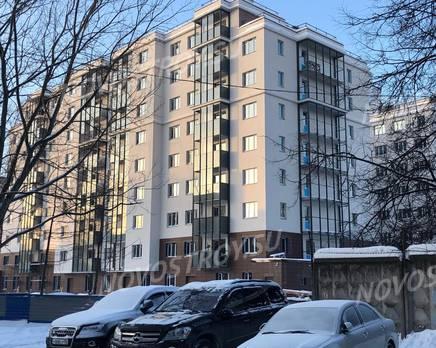 ЖК «Капитал Классик»: ход строительства, Февраль 2019