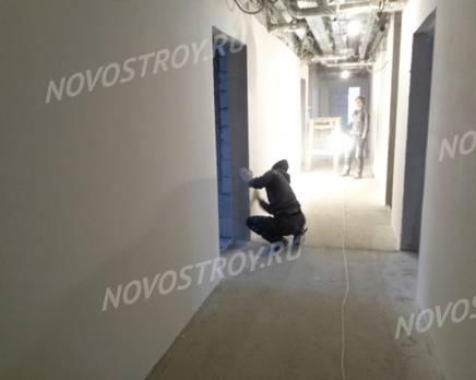 МФК «STORY»: ход строительства, Февраль 2019