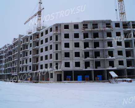 ЖК «ТриДевяткино царство»: ход строительства корпуса №10, Февраль 2019