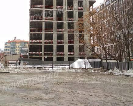 МФК «Maison Rouge»: ход строительства, Февраль 2019