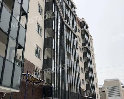 ЖК «Капитал Классик»: ход строительства, Март 2019