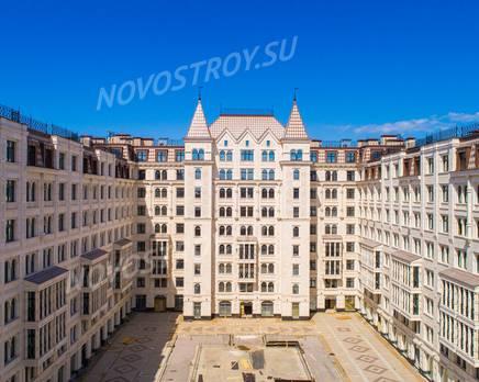 ЖК «Русский дом», Апрель 2019