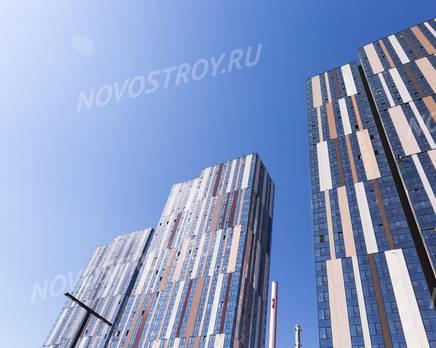 ЖК «Маяковский»: ход строительства, Май 2019