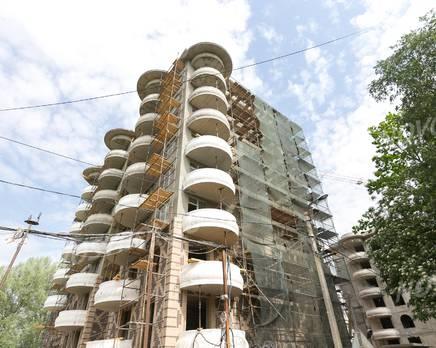 ЖК «Александрийский»: ход строительства (май 2019), Май 2019
