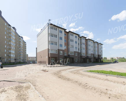 ЖК «Дом Хороших Квартир»: ход строительства, Июнь 2019