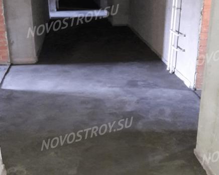 ЖК «Днепропетровская 37»: ход строительства, Июль 2019