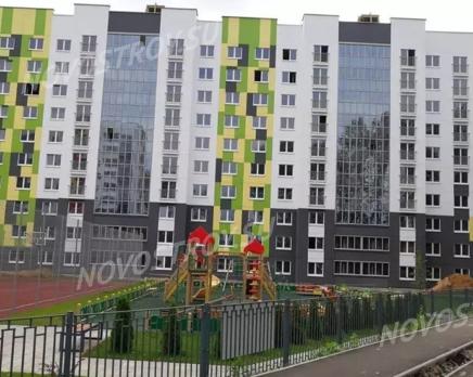 ЖК «Белорусский квартал» (Обнинск): ход строительства 27.07.18, Июль 2019