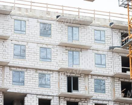 ЖК «Английская миля»: ход строительства 3 очереди из группы застройщика, Август 2019