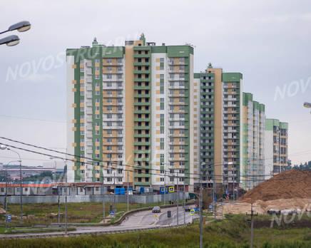 ЖК «Город Счастья»: ход строительства, Август 2019