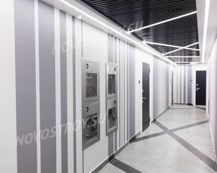 ЖК «Bau Haus»: ход строительства, Август 2019