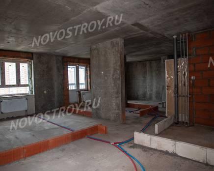ЖК «Новоград «Павлино»: ход строительства корпуса №15, Сентябрь 2019