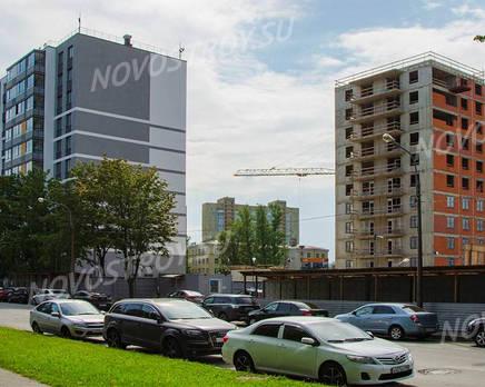 ЖК «Tarmo»: ход строительства 1 очереди, Сентябрь 2019