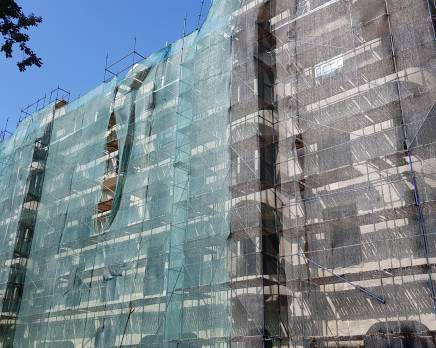 ЖК «Дом на Костромском, 45»: ход строительства, Сентябрь 2019